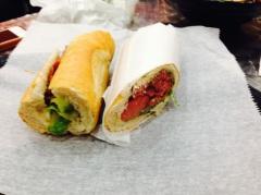 Pastrami Hot Dog Sub