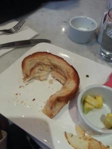 We Kids Do NOT Like the Crust.
