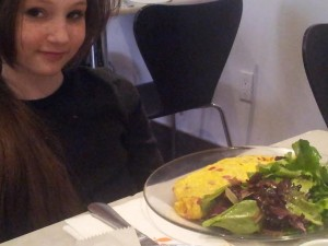 Esther's omelet
